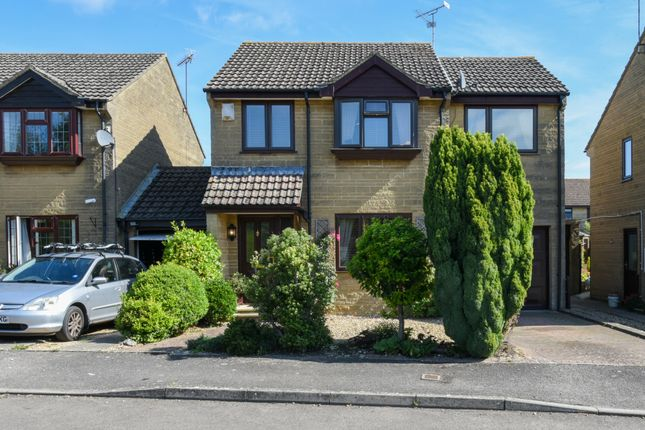 Thumbnail Detached house for sale in Blackbirds, Thornford