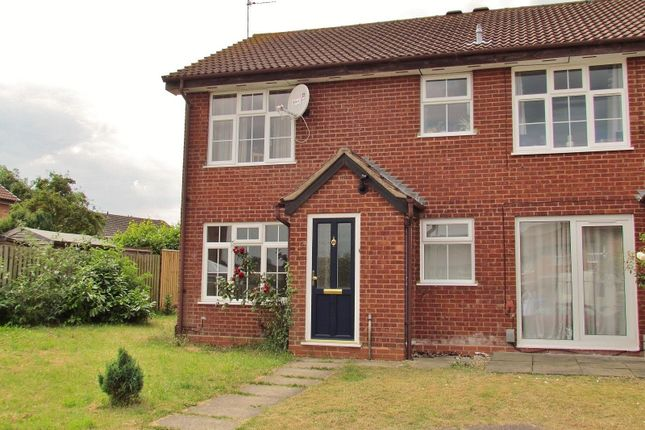 Thumbnail Flat to rent in Hadland Road, Abingdon-On-Thames