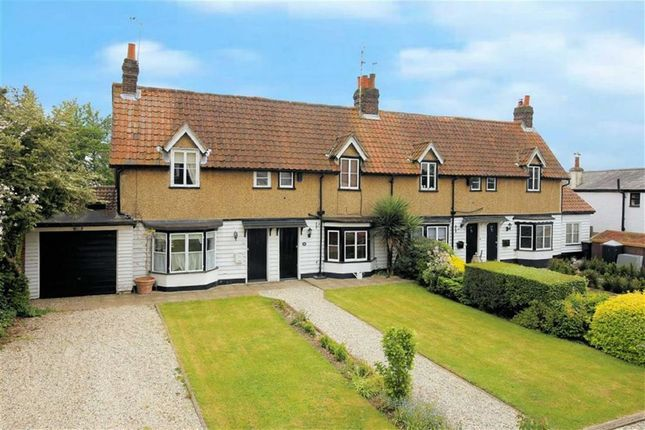 Thumbnail Semi-detached house for sale in Baldwins Hill, Loughton, Essex