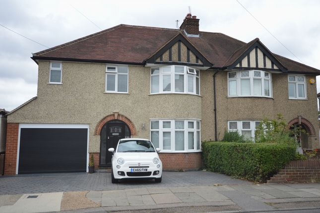 Thumbnail Semi-detached house for sale in Gloucester Avenue, Chelmsford