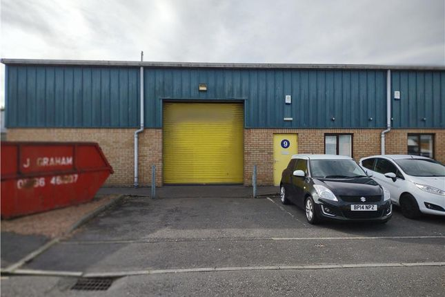 Thumbnail Light industrial to let in Unit 9, 10 Munro Road, Springkerse Industrial Estate, Stirling