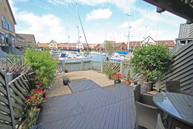 Thumbnail End terrace house to rent in Bryher Island, Port Solent, Portsmouth