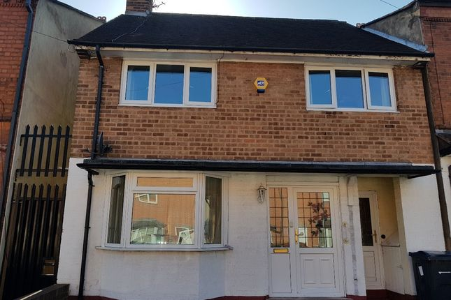 End terrace house for sale in Dolphin Road, Sparkhill, Birmingham