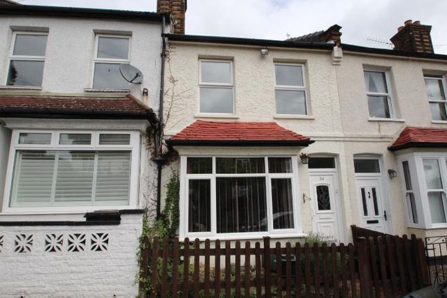 2 bed terraced house for sale in Wiltshire Road, Orpington, Kent
