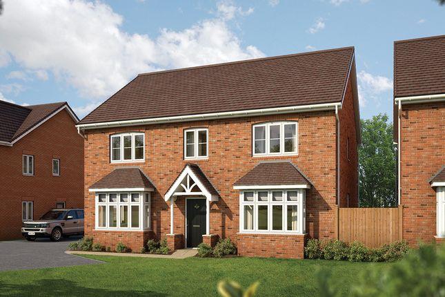 "Thumbnail Detached house for sale in ""The Lime "" at Edwalton, Nottinghamshire, Edwalton"