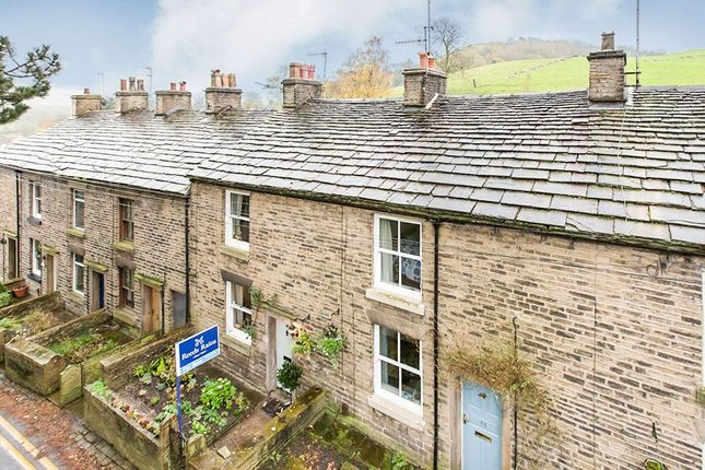 Thumbnail Terraced house for sale in Chancery Lane, Bollington, Macclesfield