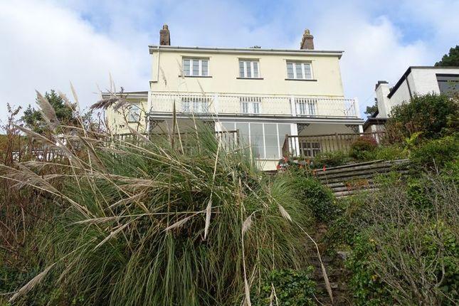 Thumbnail Flat to rent in Talland Hill, Polperro, Looe