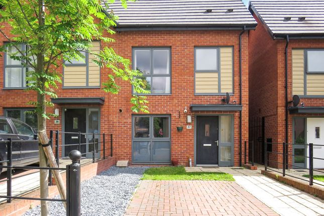 Semi-detached house for sale in Sir Benjamin Stone Way, Erdington, Birmingham