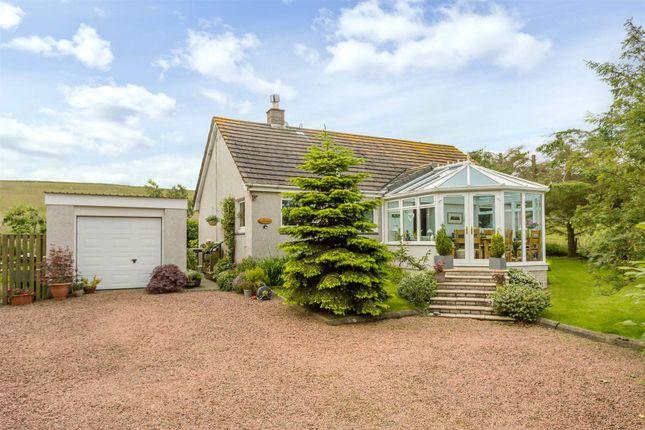 Thumbnail Detached bungalow for sale in Shepherds Cottage, 7 Soutra Mains, Blackshiels, Pathhead