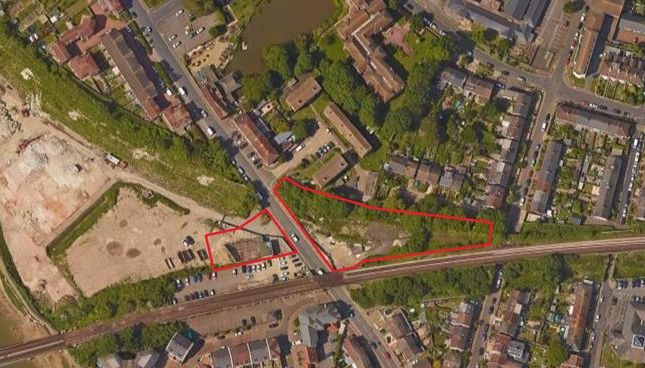 Thumbnail Land for sale in Site 2A & 2B Ropetackle North, Shoreham Waterfront, Old Shoreham Road, Shoreham