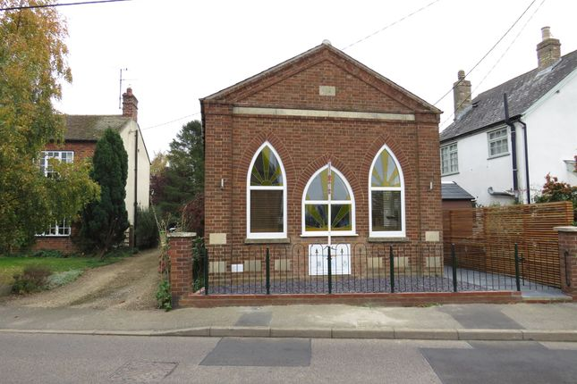 Thumbnail Property for sale in High Street, Offord D'arcy, St. Neots