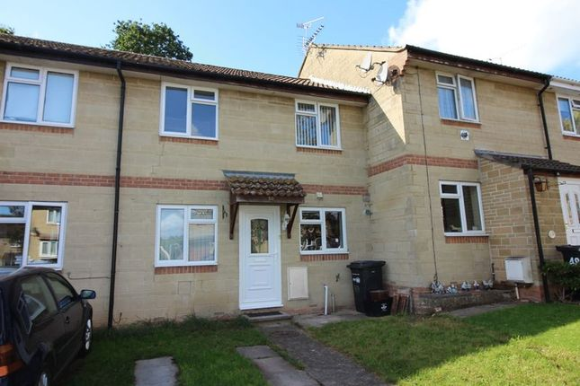 Thumbnail Terraced house to rent in Helmstedt Way, Chard