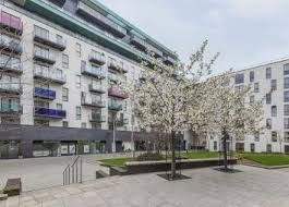 Thumbnail Flat to rent in Silkworks St James, Elverson Road DLR