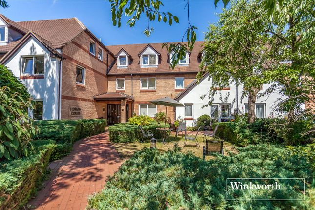 Thumbnail Flat for sale in Homan Court, 17 Friern Watch Avenue, North Finchley, London