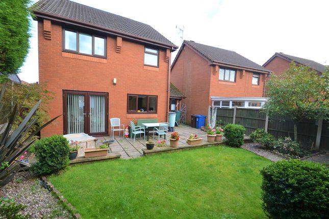 Rear Garden of Ennerdale Road, Tyldesley, Manchester M29