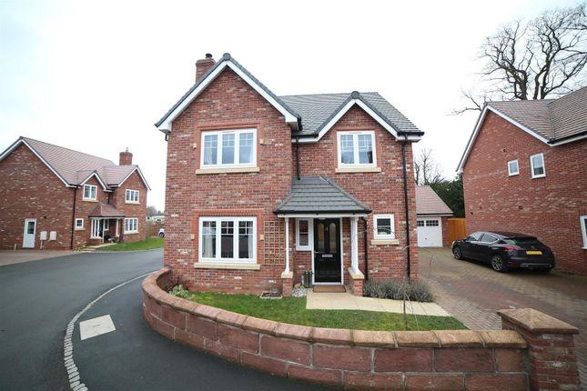 New Homes Hadnall Shropshire