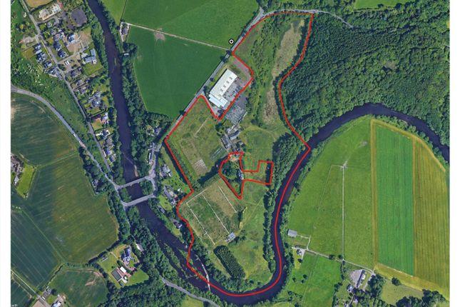 Thumbnail Land for sale in Garrion Farm, Garrion Bridge, Wishaw