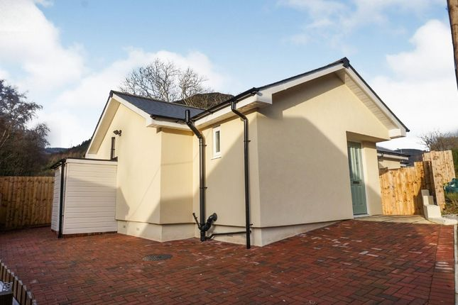2 bed bungalow for sale in St. Albans Road, Treherbert, Treorchy, Rhondda Cynon Taf CF42