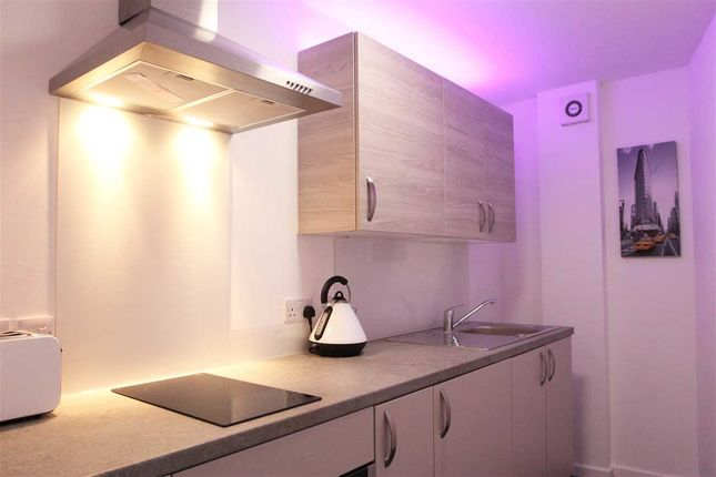 Thumbnail Flat to rent in Emmanuel House, Studio 5, 179 North Road West, Plymouth
