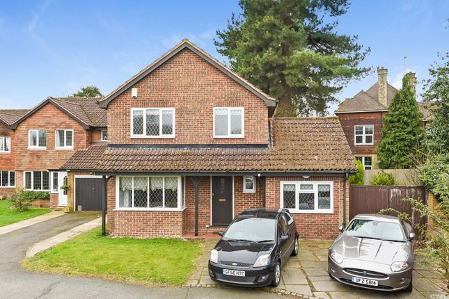 Thumbnail Detached house to rent in London Road, Dunton Green