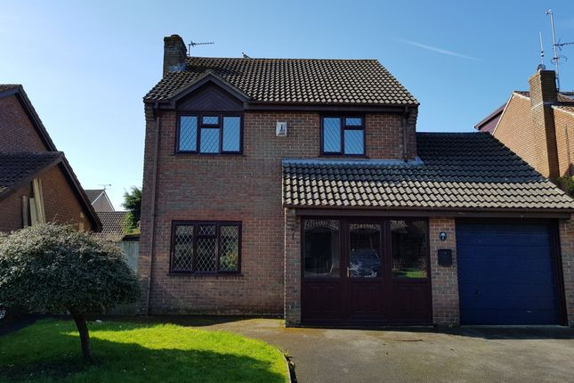 4 bed detached house to rent in Tollgate Park, Shaftesbury