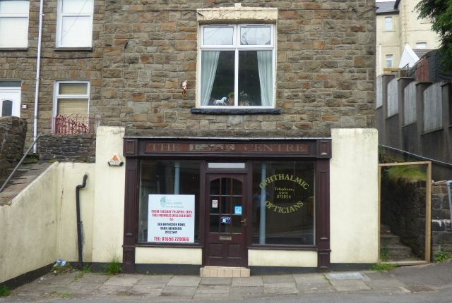 Retail premises for sale in Oxford Street, Pontycymmer