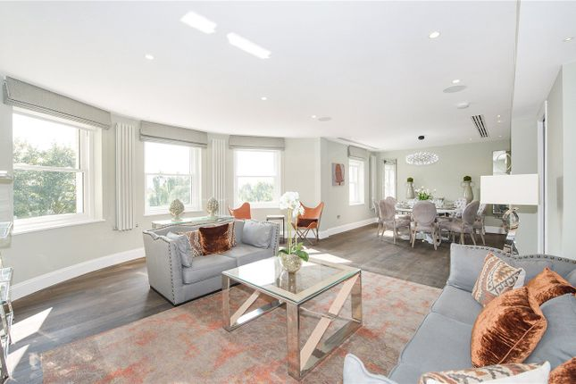 Thumbnail Flat to rent in 9 Arkwright Road, London