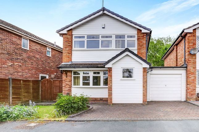 Thumbnail Detached house to rent in Lower Field Drive, Offerton, Stockport