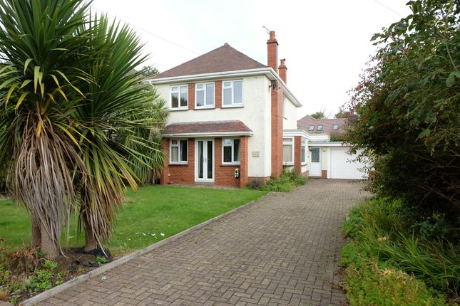 Thumbnail Detached house to rent in Beaufort Close, Langland