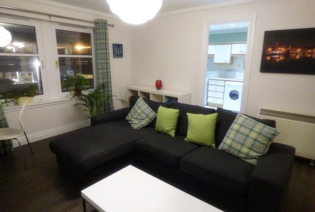 Thumbnail Flat to rent in Huntly Street, Aberdeen