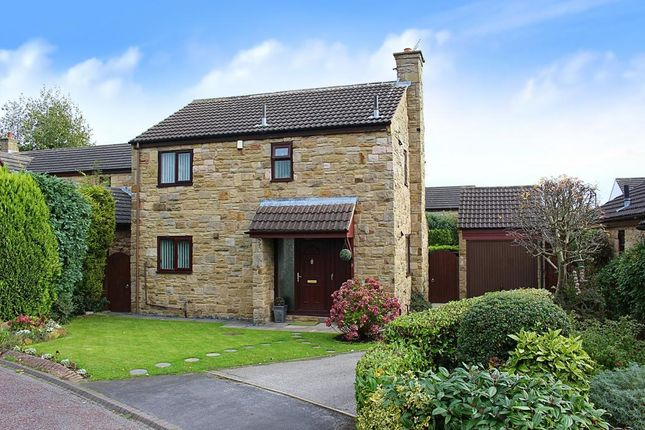 Thumbnail Detached house for sale in Butterwick Gardens, Wetherby
