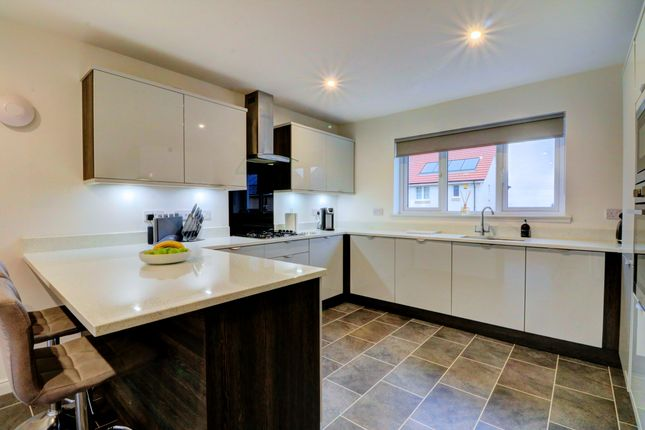 Kitchen of Hare Moss View, Whitburn, Bathgate EH47