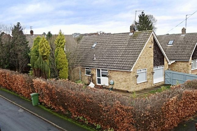 Thumbnail Detached bungalow for sale in Main Street, Swanland, North Ferriby