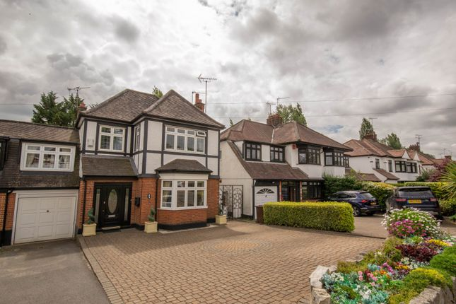 Thumbnail Semi-detached house for sale in Friars Avenue, Shenfield, Brentwood, Essex