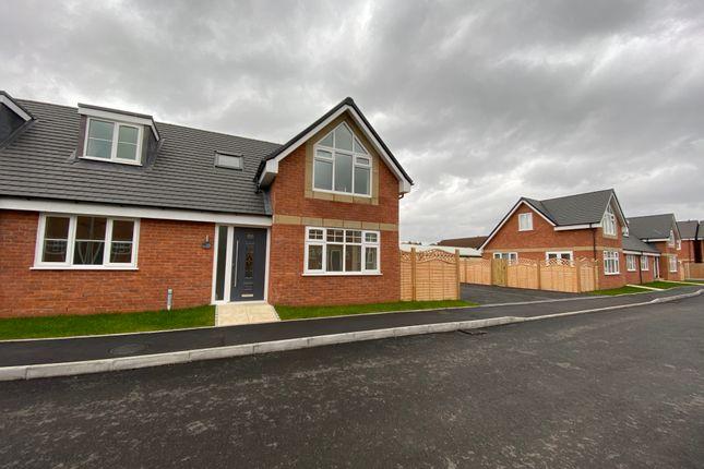 3 bed semi-detached bungalow to rent in Amina Gardens, Bradmore, Wolverhampton WV3