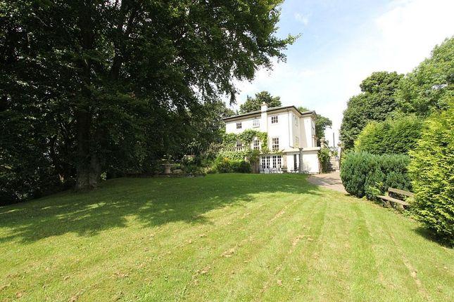 Thumbnail Detached house for sale in Ashover Road, Littlemoor, Ashover, Derbyshire