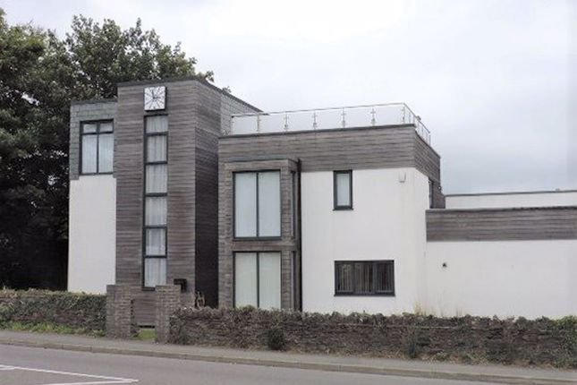 Thumbnail Detached house to rent in The Court, Tavistock Road, Plymouth