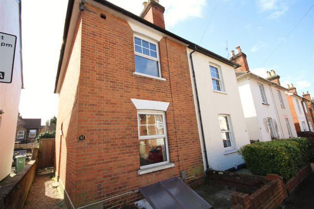 2 bed semi-detached house to rent in Markenfield Road, Guildford