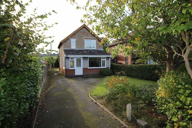 Thumbnail Detached house for sale in Horsley Road, Kilburn, Belper
