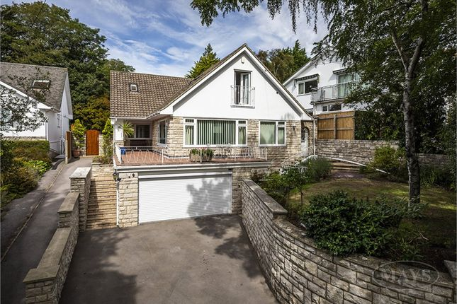 Thumbnail Detached house for sale in Munster Road, Canford Cliffs, Poole