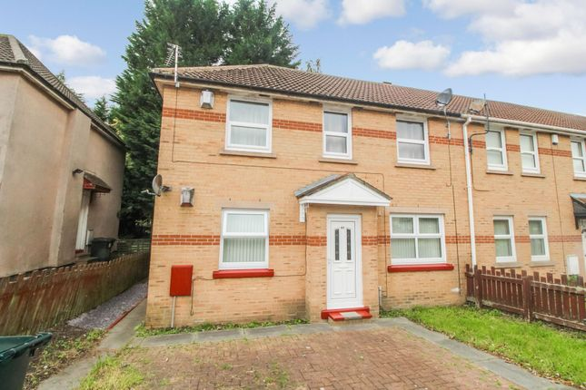 Thumbnail 1 bed flat for sale in Chestnut Avenue, Cowgate, Newcastle Upon Tyne