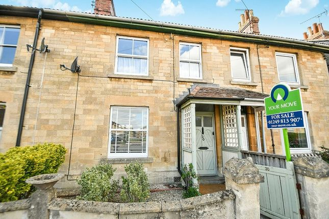Thumbnail Terraced house for sale in The Pippin, Calne