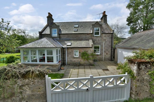 Thumbnail Detached house for sale in Keanstead House, Towie, Glenkindie, Aberdeenshire