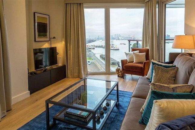 Thumbnail Flat for sale in Royal Arsenal Riverside, Duke Of Wellington Avenue, London