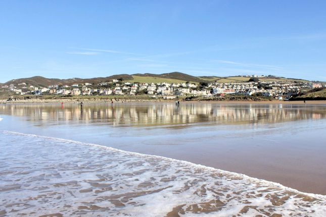 Thumbnail Flat for sale in Sandy Lane, Woolacombe