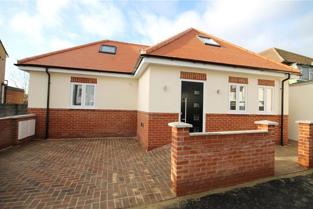 Thumbnail Detached bungalow for sale in Shelson Avenue, Feltham