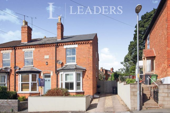 Thumbnail Terraced house to rent in Lansdowne Road, Worcester