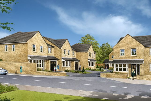 Thumbnail Detached house for sale in Plot 4, Mount Pleasant Close, Bolton-Upon-Dearne