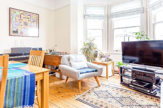 Thumbnail Flat to rent in Coleridge Road, London
