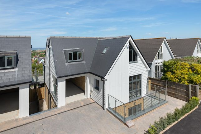 Thumbnail Detached house for sale in Martindown Road, Seasalter, Whitstable